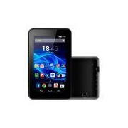 Tablet Multilaser Nb184 8GB Ms7 Tela 7 polegadas Preto
