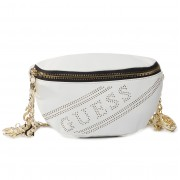Чанта за кръст GUESS - Not Coordinated Belts BW7327 P0220 WHI