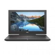 "Лаптоп Dell Inspiron G5 5587 (DI5587I78750H8G128G1050_UBU-14), шестядрен Coffee Lake Intel Core i7-8750H 2.2/4.1 GHz, 15.6"" (39.62 cm) Full HD IPS Display & GF GTX 1050 Ti 4GB, (HDMI), 8GB DDR4, 1TB HDD & 128GB SSD, 1x Type-C, Linux"