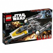 Giocattolo lego starwars y wing starfighter 75172
