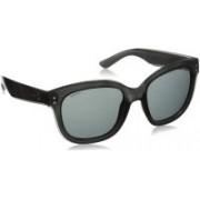 Polaroid Wayfarer Sunglasses(Black)