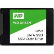 """UNIDAD SSD WESTERN DIGITAL WDS120G2G0A 120GB GREEN 2,5"""" SATA"""