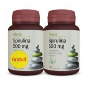 Spirulina 500 mg, 30 tablete (1+1 gratis)
