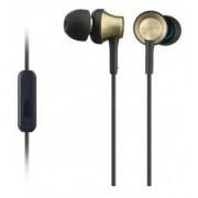 Casti audio Sony In-ear MDREX650APT Control Telefon Negru/Auriu
