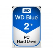 "Western digital wd Disco duro interno hdd wd western digital blue wd20ezrz 2tb 2000gb 3.5"" sata 6gb 5400rpm 64mg"