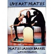 Sissel DVD Pilates Ladder Barrel, inglese