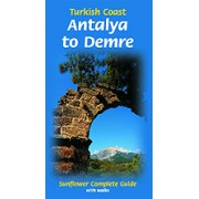 Wandelgids Turkish Coast: Antalya to Demre | Sunflower books