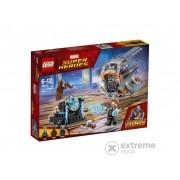 LEGO® Super Heroes, În căutarea armei lui Thor 76102