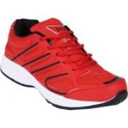 Shoe Striker Running Shoes For Men(Red, Black)