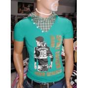David & Gerenzo tričko