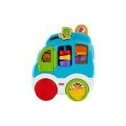 Novo Sons Divertidos Ônibus Cmv95/Cmv93 - Fisher Price