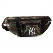 Чанта за кръст NEW ERA - Mlb Waist Bag Light Neyyan 12145411 Зелен