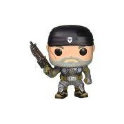 Popgears of War Marcus Fenix Old Man Funko