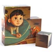 Hape The Little Prince Wood Building Blocks Toy