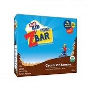 Clif Kid Zbar - Organic - Chocolate Brownie - 7.62 oz - Case of 12