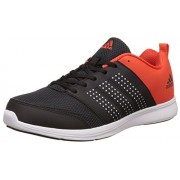 adidas Men's Adispree M Black, Metsil and Energy Running Shoes - 7 UK/India (40.67 EU)