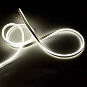 Deco-Led VLC Tira Led Neon Flex Doble 2 Caras 12w/m 230v Blanco