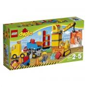 LEGO Le grand chantier 10813