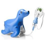 Philips kompresorski inhalator za decu Sami foka