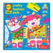 ALEX Toys Little Hands Crafty Fashion Pets