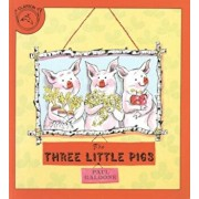 The Three Little Pigs, Paperback/Paul Galdone