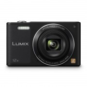Panasonic Lumix DMC-SZ10 compact camera Zwart