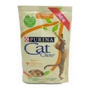 Purina Cat Chow Busta Gatto Adult 1+ Pollo Zucchine Multipack 10x85gr