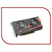 Видеокарта ASUS GeForce GTX 1050 Ti 1290Mhz PCI-E 3.0 4096Mb 7008Mhz 128 bit DVI HDMI HDCP EX-GTX1050TI-4G
