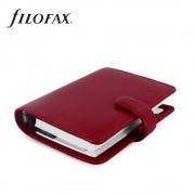 Filofax Metropol Pocket, Piros