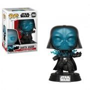 Pop! Vinyl Star Wars - Darth Vader Fulminato Figura Pop! Vinyl