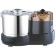 Panasonic MK-SW210 Super Wet grinder with Atta kneader Wet Grinder(Black)