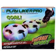 Air Power Soccer Disc with Foam Bumper