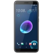 "Telefon Mobil HTC Desire 12, Procesor Quad-Core 1.30GHz, Super LCD Capacitive Touchscreen 5.5"", 3GB RAM, 32GB Flash, 13MP, 4G, Wi-Fi, Dual Sim Android (Cool Black) + Cartela SIM Orange PrePay, 6 euro credit, 6 GB internet 4G, 2,000 minute nationale si int"