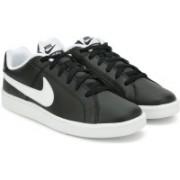 Nike NIKE COURT ROYALE Sneakers For Men(Black)