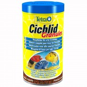 Alimento en gránulos TetraCichlid - 500 ml