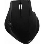 Mouse Wireless TnB Ergonomic MWERGO 1600 DPI USB Negru