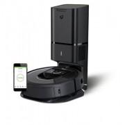 iRobot Roomba i7+ robotporszívó - fekete (i755840)