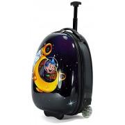 Benzi trollis bőrönd gyerekeknek - űrhajós