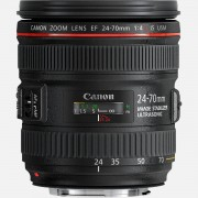 Canon Objectif Canon EF 24-70mm f/4L IS USM