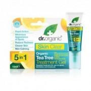 Dr. Organic Skin Clear Pattanáskezelő gél 5 az 1-ben - 10ml
