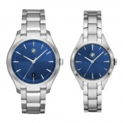 Сет от мъжки и дамски часовник BMW - BMW9000