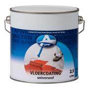 OAF Vloercoating Universeel wit (Polycoat) 2,5 ltr