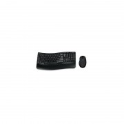 Microsoft Wireless Comfort Desktop esculpir nórdica