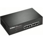 Edimax FE switch ES-1008P, 8port, 8xPoE