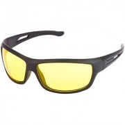 HD Night Vision Glasses HD Glasses Yellow Color Glasse By Ral Night Club