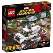 LEGO 76083 LEGO Super Heroes Spider-Man Varning