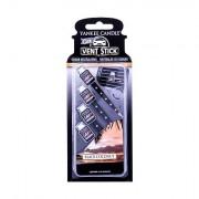 Yankee Candle Black Coconut Vent Stick vonné kolíčky do auta 4 ks unisex