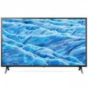 Телевизор LG 43UM7100PLB, 43 инчс 4K UltraHD TV (3840 x 2160), DVB-T2/C/S2, Ultra Surround, 4K Active HDR, 4K Upscale, USB, Bluetooth, 43UM7100PLB