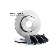 RIDEX Kit frenos, freno de disco 3405B0113 VOLVO,MITSUBISHI,S40 I (644),V40 Familiar (645),CARISMA Sedán (DA_),CARISMA (DA_)