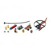 Lego Конструктор Lego City 60248 Лего Город Пожарный спасательный вертолёт
